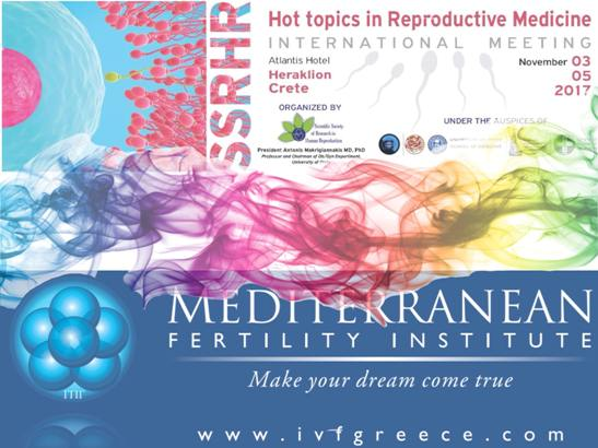 nternational Meeting of the Scientific Society of Research in Human Reproduction (SSRHR)