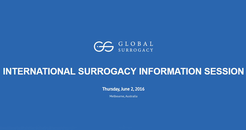 surrogacy conference australia