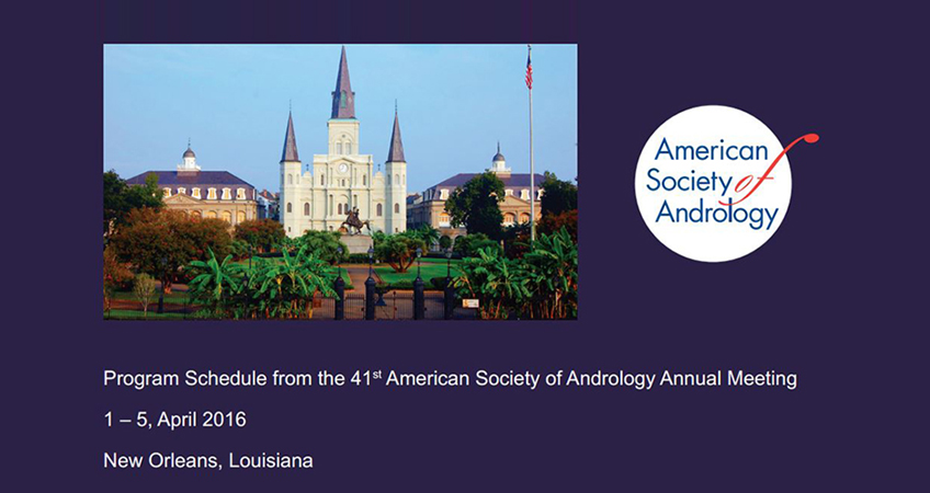 American Society of Andrology Annual Meeting